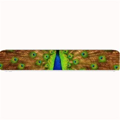 3d Peacock Bird Small Bar Mats