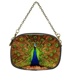 3d Peacock Bird Chain Purses (one Side)