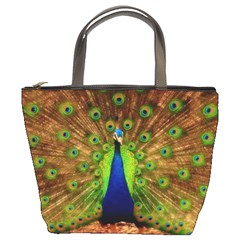 3d Peacock Bird Bucket Bags