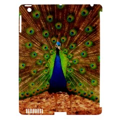 3d Peacock Bird Apple Ipad 3/4 Hardshell Case (compatible With Smart Cover)