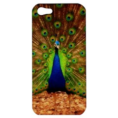 3d Peacock Bird Apple iPhone 5 Hardshell Case