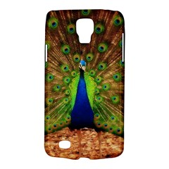 3d Peacock Bird Galaxy S4 Active