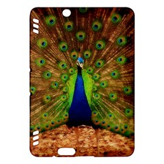 3d Peacock Bird Kindle Fire Hdx Hardshell Case