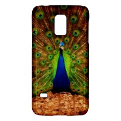 3d Peacock Bird Galaxy S5 Mini