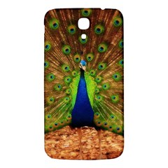 3d Peacock Bird Samsung Galaxy Mega I9200 Hardshell Back Case