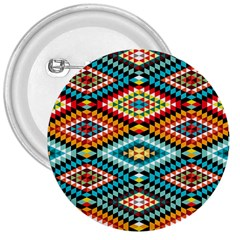 African Tribal Patterns 3  Buttons