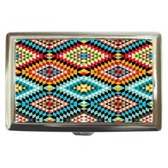 African Tribal Patterns Cigarette Money Cases