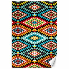 African Tribal Patterns Canvas 20  X 30