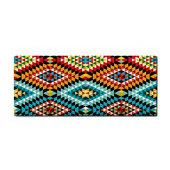 African Tribal Patterns Cosmetic Storage Cases