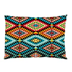 African Tribal Patterns Pillow Case