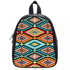 African Tribal Patterns School Bags (small)