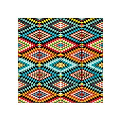 African Tribal Patterns Acrylic Tangram Puzzle (4  X 4 )