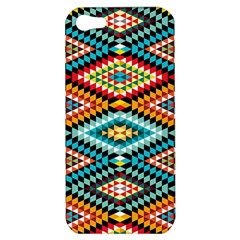 African Tribal Patterns Apple iPhone 5 Hardshell Case