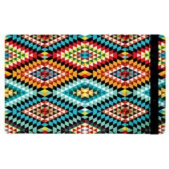 African Tribal Patterns Apple iPad 3/4 Flip Case