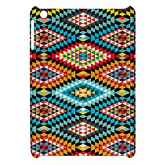 African Tribal Patterns Apple Ipad Mini Hardshell Case
