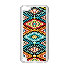 African Tribal Patterns Apple Ipod Touch 5 Case (white)