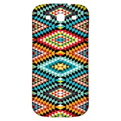 African Tribal Patterns Samsung Galaxy S3 S Iii Classic Hardshell Back Case