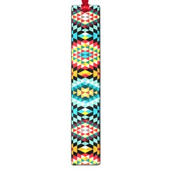 African Tribal Patterns Large Book Marks