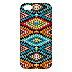 African Tribal Patterns Apple iPhone 5 Premium Hardshell Case