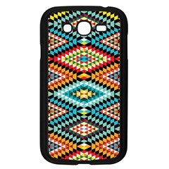 African Tribal Patterns Samsung Galaxy Grand Duos I9082 Case (black)