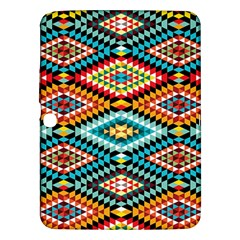 African Tribal Patterns Samsung Galaxy Tab 3 (10.1 ) P5200 Hardshell Case