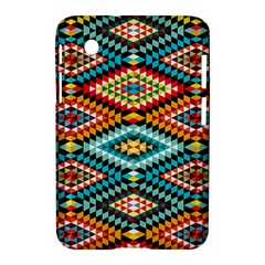 African Tribal Patterns Samsung Galaxy Tab 2 (7 ) P3100 Hardshell Case