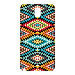 African Tribal Patterns Samsung Galaxy Note 3 N9005 Hardshell Back Case