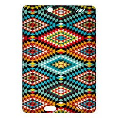 African Tribal Patterns Amazon Kindle Fire Hd (2013) Hardshell Case