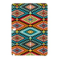 African Tribal Patterns Samsung Galaxy Tab Pro 10 1 Hardshell Case