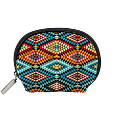 African Tribal Patterns Accessory Pouches (Small)