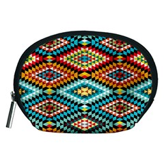 African Tribal Patterns Accessory Pouches (medium)