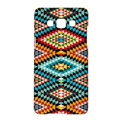African Tribal Patterns Samsung Galaxy A5 Hardshell Case