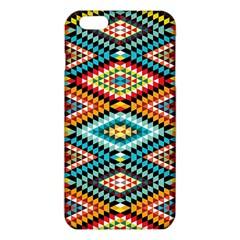 African Tribal Patterns iPhone 6 Plus/6S Plus TPU Case