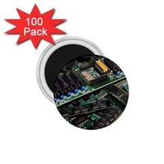 Computer Ram Tech 1 75  Magnets (100 Pack)