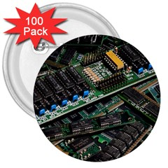 Computer Ram Tech 3  Buttons (100 Pack)