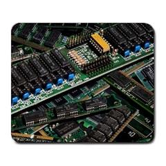 Computer Ram Tech Large Mousepads
