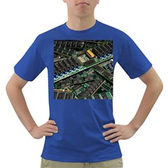 Computer Ram Tech Dark T Shirt