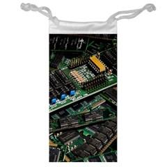 Computer Ram Tech Jewelry Bag