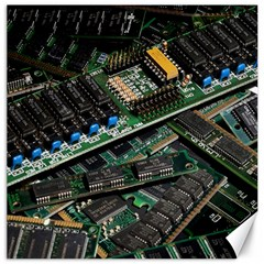 Computer Ram Tech Canvas 20  X 20