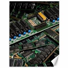 Computer Ram Tech Canvas 36  X 48