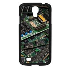 Computer Ram Tech Samsung Galaxy S4 I9500/ I9505 Case (Black)