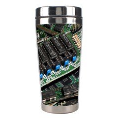 Computer Ram Tech Stainless Steel Travel Tumblers