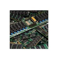 Computer Ram Tech Satin Bandana Scarf
