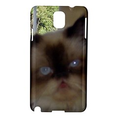 Seal Point Himalayan Samsung Galaxy Note 3 N9005 Hardshell Case
