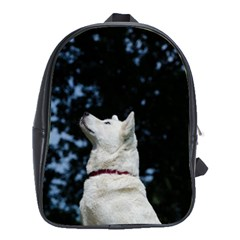 Akita Inu fifth School Bags (XL)