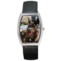 Berger Picard Barrel Style Metal Watch