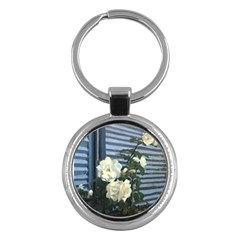 Rosesbleues Key (round)