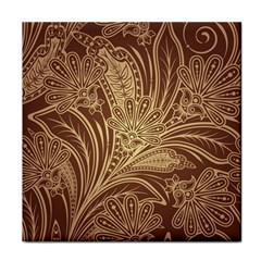 Beautiful Patterns Vector Tile Coasters