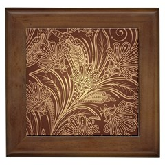 Beautiful Patterns Vector Framed Tiles