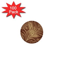 Beautiful Patterns Vector 1  Mini Buttons (100 pack)